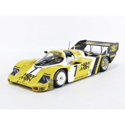 ポルシェ 956 K `JOEST RACING` PESCAROLO/JOHANSON/SENNA ニュルブルクリング 1000KM 1984 セナ・コレクション (1/18スケール MINICHAMPS 540841807)の商品画像