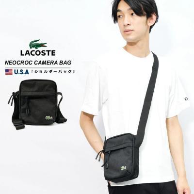 LACOSTE ラコステ ショルダーバッグ 鞄