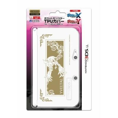 ポケットモンスター TPUカバー for ニンテンドー 3DS LL イベルタルの商品画像