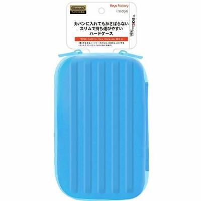トランクケース for New ニンテンドー3DS LL ブルーの商品画像