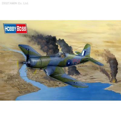 イギリス海軍 コルセア Mk.2 (1/48スケール エアクラフト 80395)の商品画像