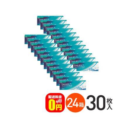 日本アルコン デイリーズアクアコンフォートプラストーリック 30枚入り 24箱の商品画像