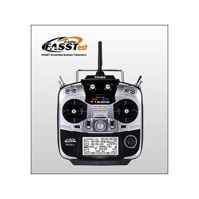 プロポ 14SGH (2.4GHzFASSTest) /レシーバー R7008SB (2.4GHzFASSTest) マルチコプター用 T/Rセットの商品画像