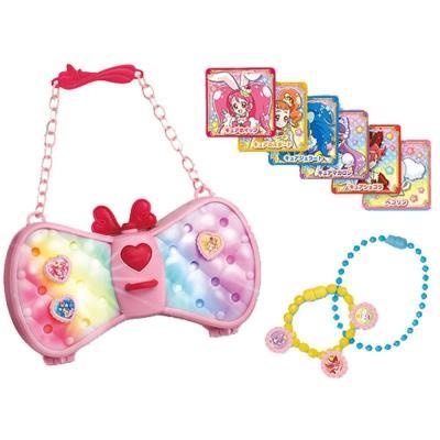 キラキラ☆プリキュアアラモード カラフルチェンジ!リボンキャリーの商品画像