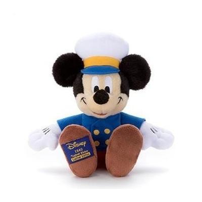 ディズニーキャラクター ビーンズコレクション ヒストリー・オブ・アニメーション (ミッキーの船長さん)の商品画像
