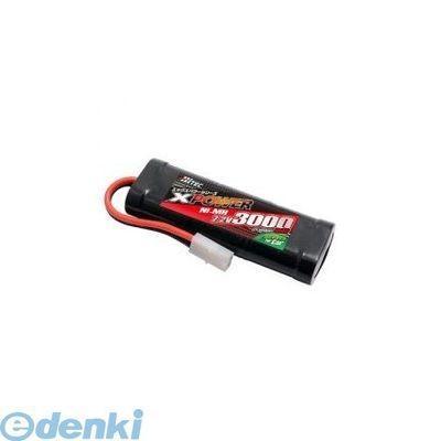 バッテリー XPOWER Ni-MH 7.2V 2200mAh for Car XP2200SCPの商品画像