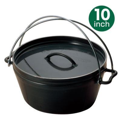 アウトドア調理器具  ダッチオーブン