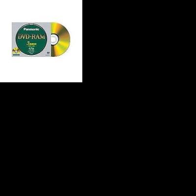 データ用DVD-RAM 3倍速 1枚 LM-HC47Lの商品画像