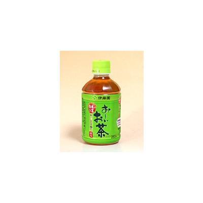 伊藤園 お~いお茶 緑茶 280ml × 1本 ペットボトルの商品画像