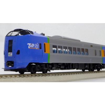 エンドウ JR北海道キハ261系 従来塗装「スーパーとかち」基本5両セット DS034の商品画像