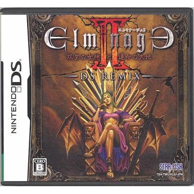 【DS】 エルミナージュII Remix ~双生の女神と運命の大地~の商品画像