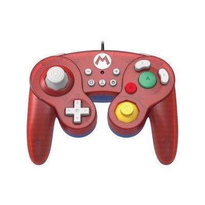 クラシックコントローラー for Nintendo Switch スーパーマリオ NSW-107の商品画像