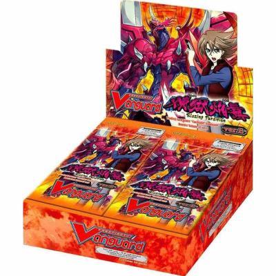 カードファイト!! ヴァンガード ブースターパック Blazing Perdition ver.E (英語版) BOXの商品画像