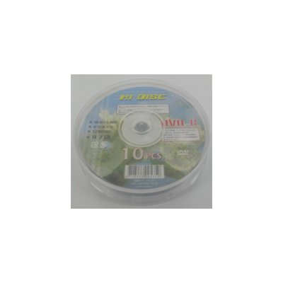 データ用DVD-R 1倍速 10枚 HD DVD-R4.7 1X 10PSの商品画像