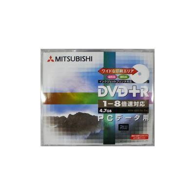 データ用DVD+R 8倍速 1枚 DTR47HP1の商品画像