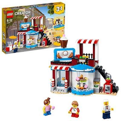 レゴ クリエイター ケーキショップ (モジュール式) 31077の商品画像
