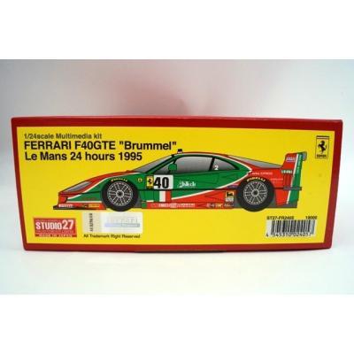 フェラーリF40Brummel