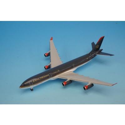 A340-200 ロイヤル ヨルダン航空 JY-AIB (1/500スケール 520799)の商品画像