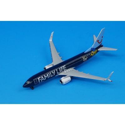 737-800 ジェットエアフライ航空 Family Life Hotels OO-JAF (1/500スケール 529433)の商品画像