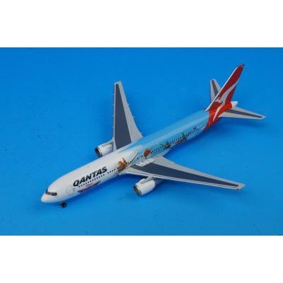 B767-300 カンタス航空 プレーンズ (1/500スケール 526562)の商品画像