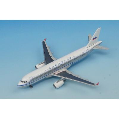 アエロフロート レトロジェット A320 (1/400スケール ダイキャスト/プラスチック 562379)の商品画像