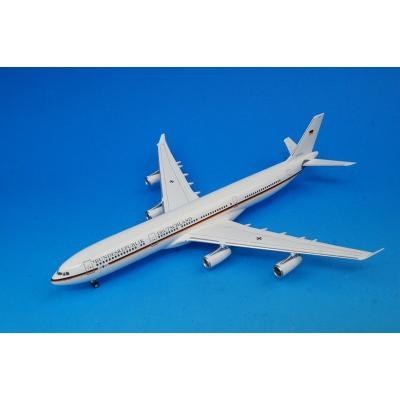 ドイツ空軍 A340-300 (1/200スケール ダイキャスト 555968)の商品画像