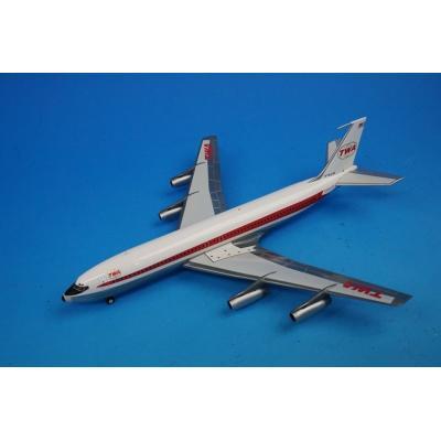707-300 TWA トランスワールド航空 N764TW (1/200スケール 557740)の商品画像