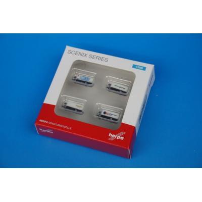 ケータリングビークル セット (1/500スケール プラスチック 520577)の商品画像