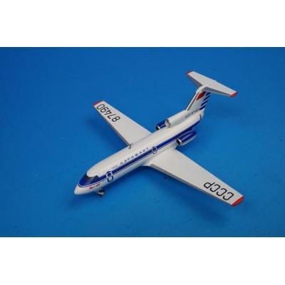 Yak-40 アエロフロート航空 CCCP-87490 (1/200スケール 557290)の商品画像