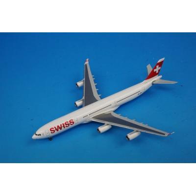 スイス インターナショナルエアラインズ A340-300 (1/500スケール 524971)の商品画像