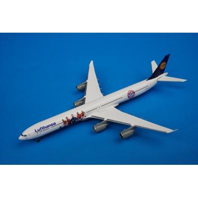 A340-600 ルフトハンザ航空 FC Bayern Tour USA 2016 (1/500スケール 529747)の商品画像