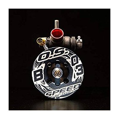 エンジン O.S. SPEED B2103 TYPE-R Combo Set(T-2100SC+M2004SC) 1BP01の商品画像