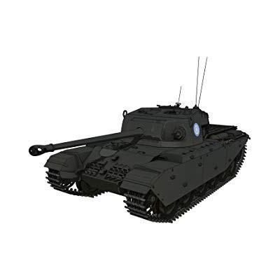 巡航戦車 A4センチュリオン 大学選抜チーム (1/35スケール ガールズ&パンツァー 劇場版 GP-39)の商品画像