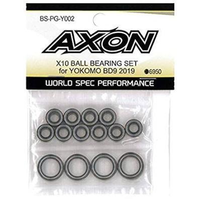 X10 BALL BEARING SET for YOKOMO BD9 2019 BS-PG-Y002の商品画像
