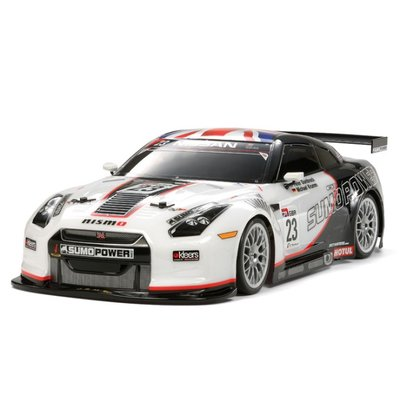 1/10RC SUMO POWER GT NISSAN GT-R (TA06シャーシ) 58488の商品画像
