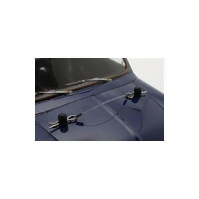 ステルスワイヤー付きボディピン85mm(2本入) 66215の商品画像