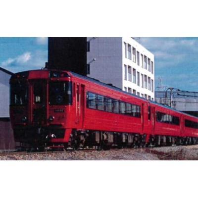 MICROACE キハ185形(アラウンド・ザ・九州)4両セット A8387の商品画像