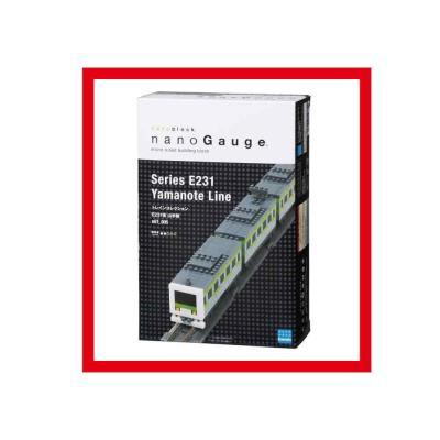 ナノゲージ トレインコレクション E231系 山手線 nGT_005の商品画像
