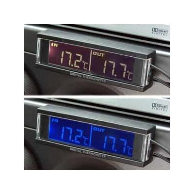 自動車用 時計、温度計、コンパス
