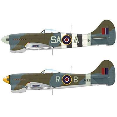 テンペスト Mk.V ロイヤルクラス (2機入り) (1/48スケール ロイヤルクラス EDUR0018)の商品画像