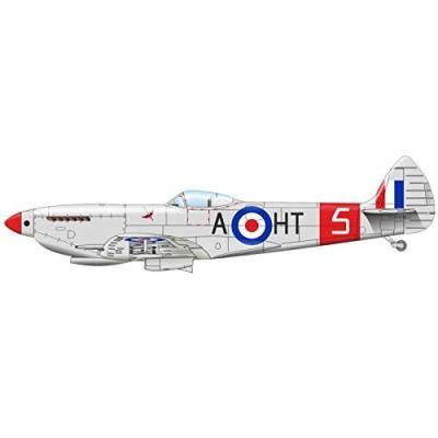 スピットファイア Mk.XVI バブルトップ ウィークエンドエディション (1/48スケール ウィークエンド EDU84141)の商品画像