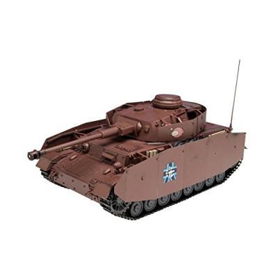 IV号戦車 D型改 (H型仕様) あんこうチーム 劇場版です! (1/35スケール ガールズ&パンツァー 劇場版 GP-20)の商品画像