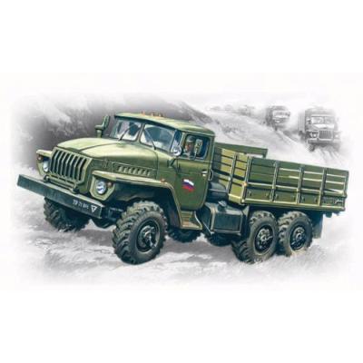 ソビエト ウラル URAL-4320 カーゴトラック (1/72スケール 72611)の商品画像