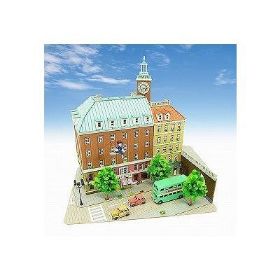 みにちゅあーとキット 特別企画 「魔女の宅急便」 コリコの町(1/220スケール MK07-16)の商品画像