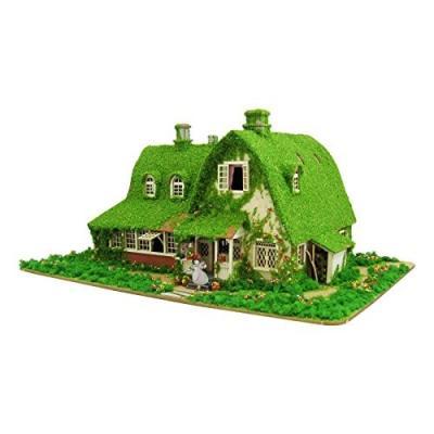 さんけい みにちゅあーとキット(1/150)魔女の宅急便 キキとジジの家(オキノ邸) MK07-22の商品画像