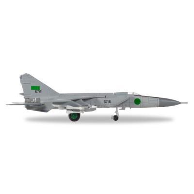 MiG-25 PD リビア空軍 1025th Aerial Sqn 1986年 #6716 (1/200スケール 558907)の商品画像