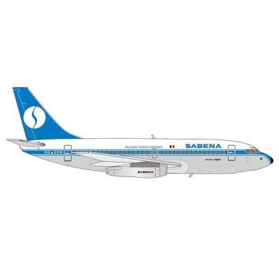 737-200 サベナベルギー航空 OO-SDN (1/200スケール HE559942)の商品画像
