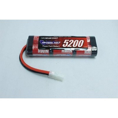 バッテリー POWER PACK 5200R ニッケル水素バッテリー NO-5200Rの商品画像