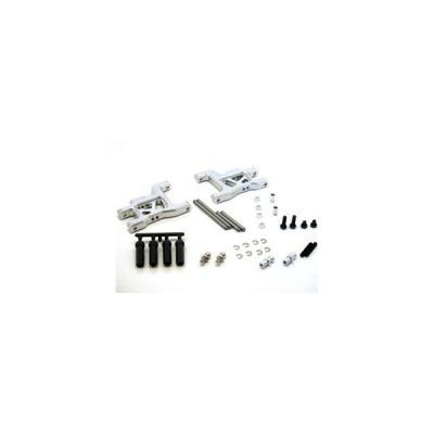 アルミリヤ用ワイドサスアーム タミヤ ワイルドウイリー2用 シャンパンレッド SWR-31RRの商品画像