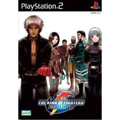 【PS2】 THE KING OF FIGHTERS 2001 [SNK Best Collection]の商品画像